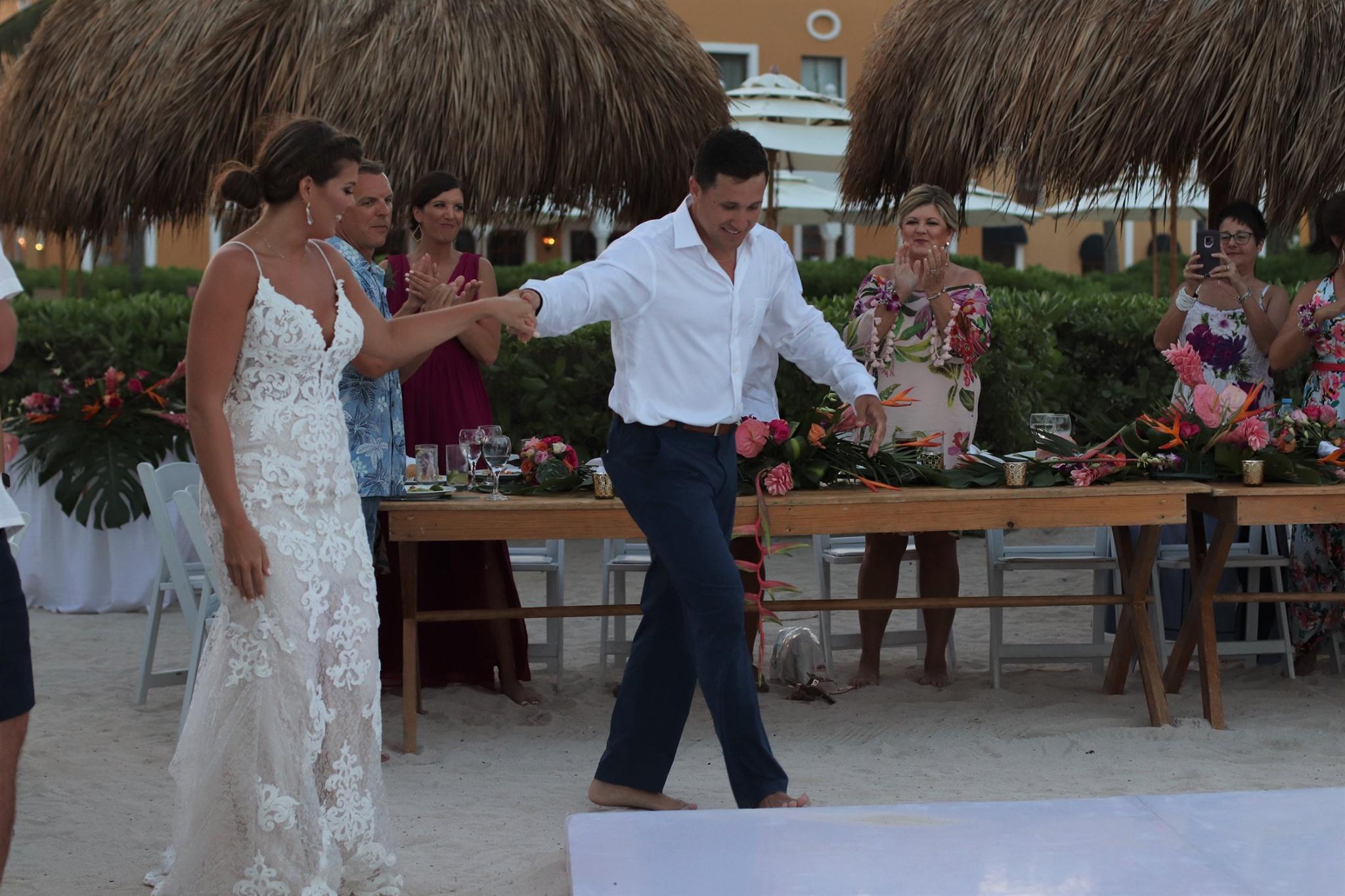 Hick's Wedding 3